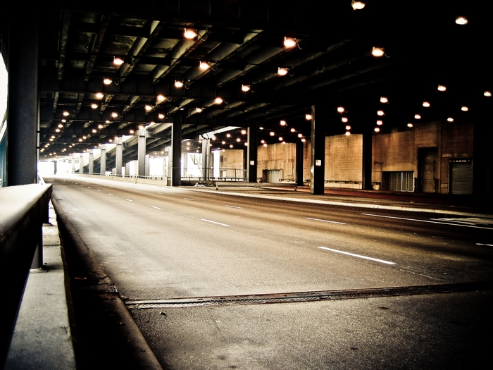 Lower Wacker Dr.