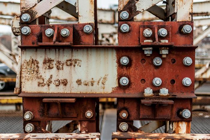 Division St. Bridge, Goose Island, Chicago