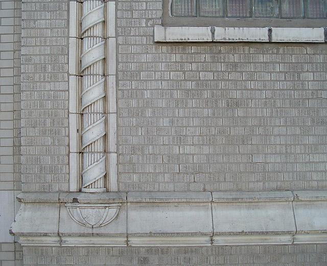 Fannie May - detail