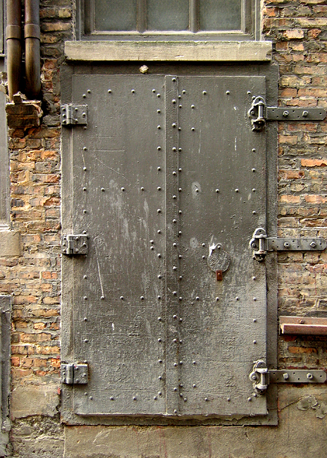 one hell of a door