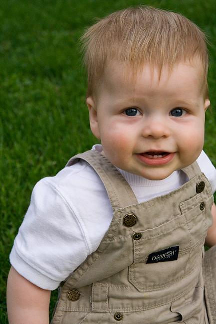 Nathan at 10 months