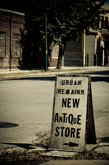 new antiques...while you wait!!