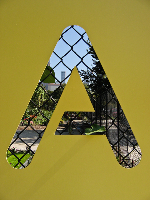 A is for ...