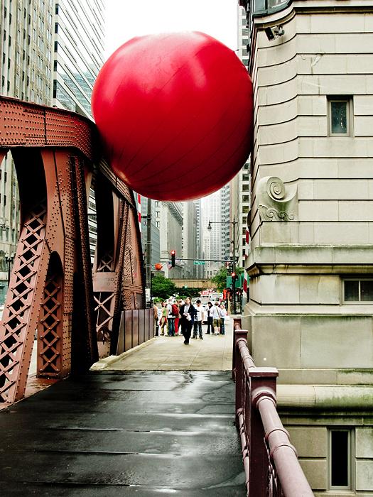 big. red. ball.