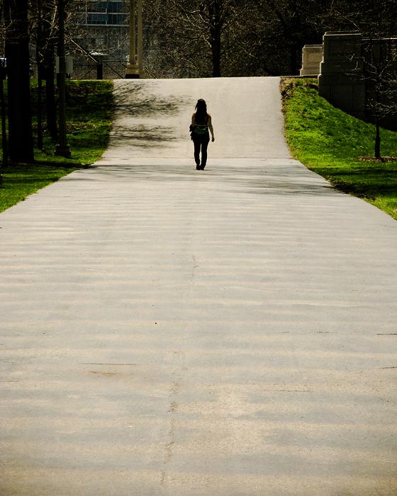 grant park stroll