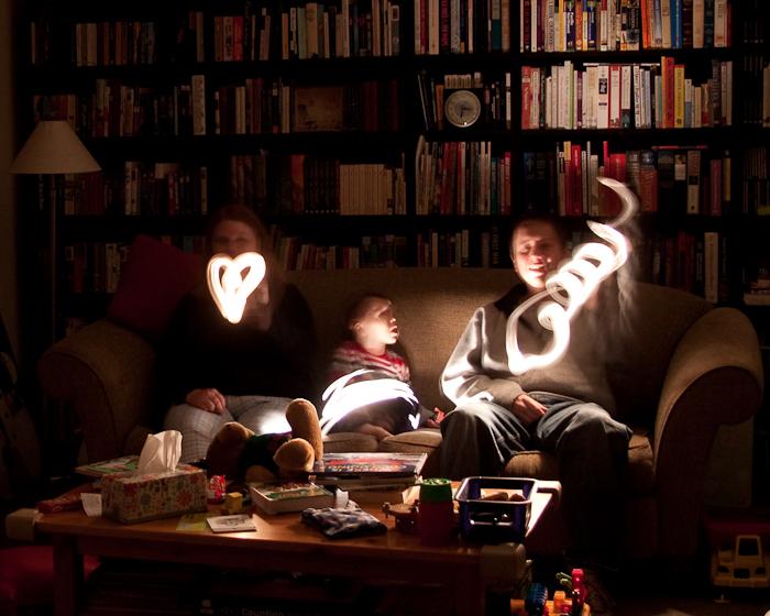 fun with flashlights
