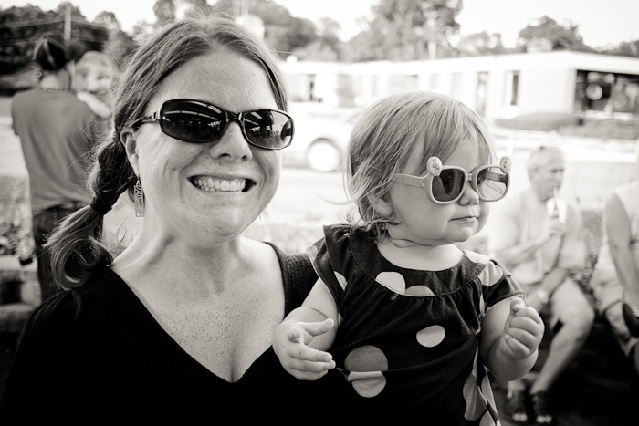 two cool ladies