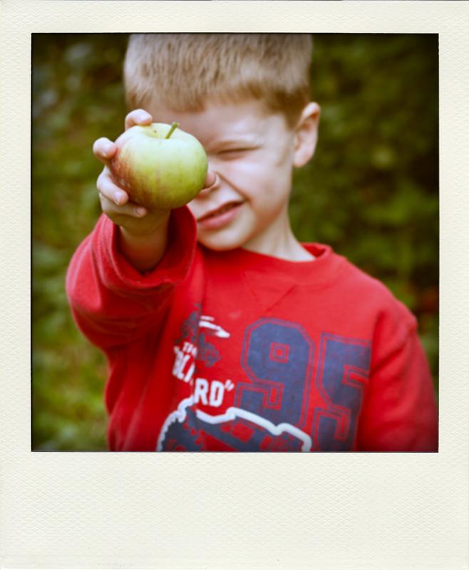 apple of my eye
